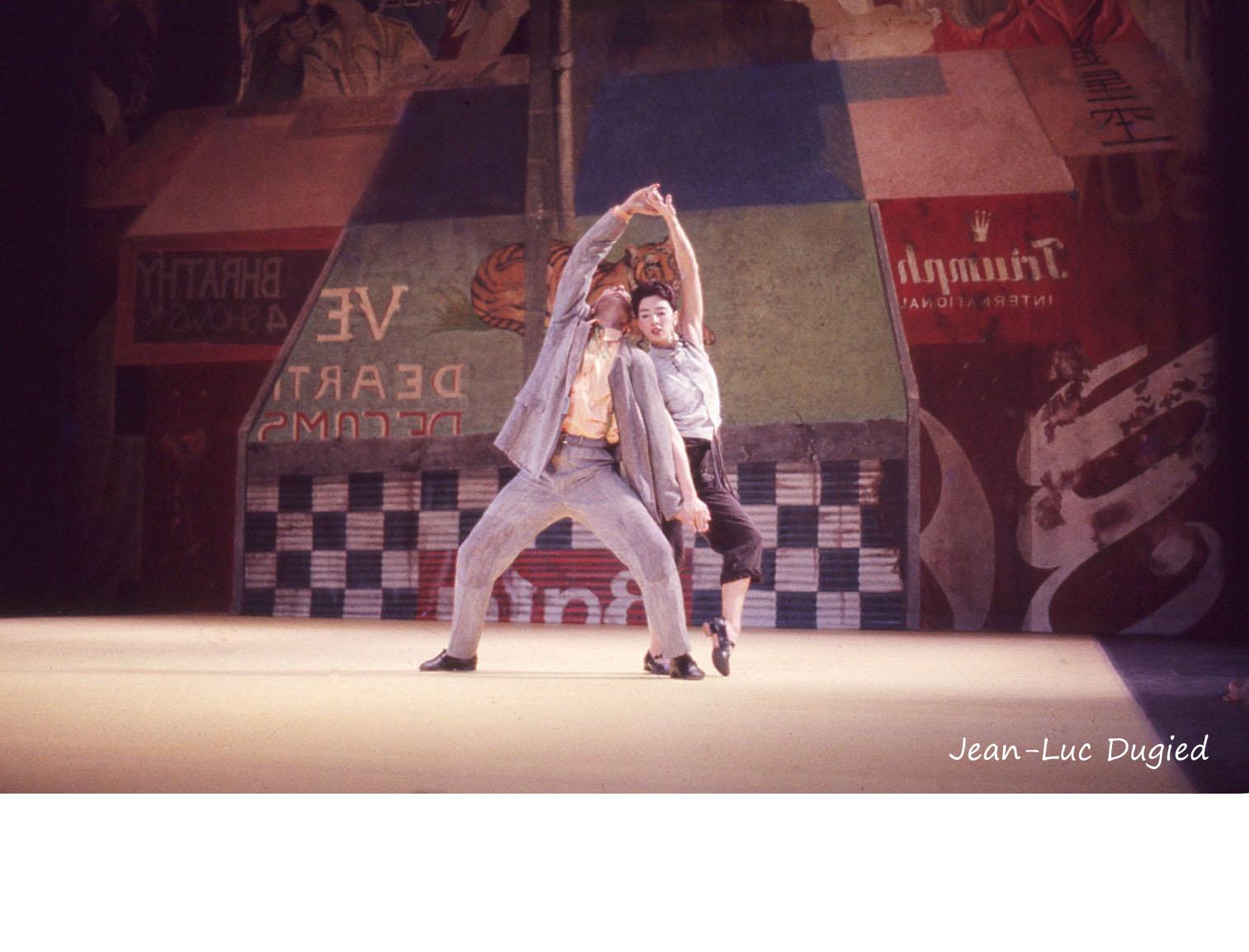 26 Gallotta Jean-Claude - Dr Labus - Eric Alfieri et Deborah Salmirs - 1988
