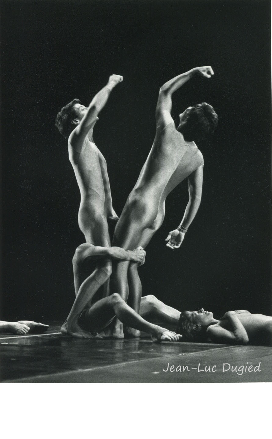 26 Pilobolus - monkshood's farewell - 1987
