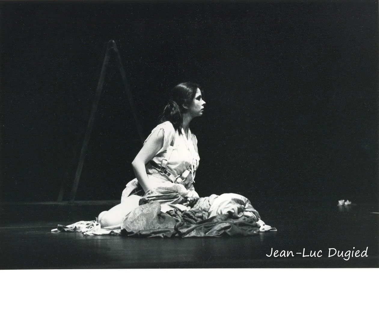 27 Bleton Jean-Christophe - nuit limite - Christine Morquin - 1983
