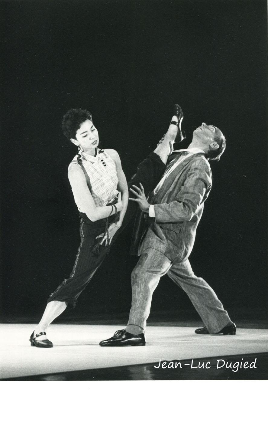 27 Gallotta Jean-Claude - Dr Labus - Deborah Salmirs et Eric Alfieri - 1988