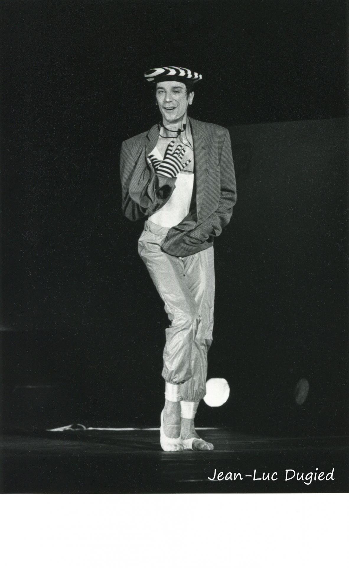 27 Torres Jean-Marc - que la lumière fût - 1988