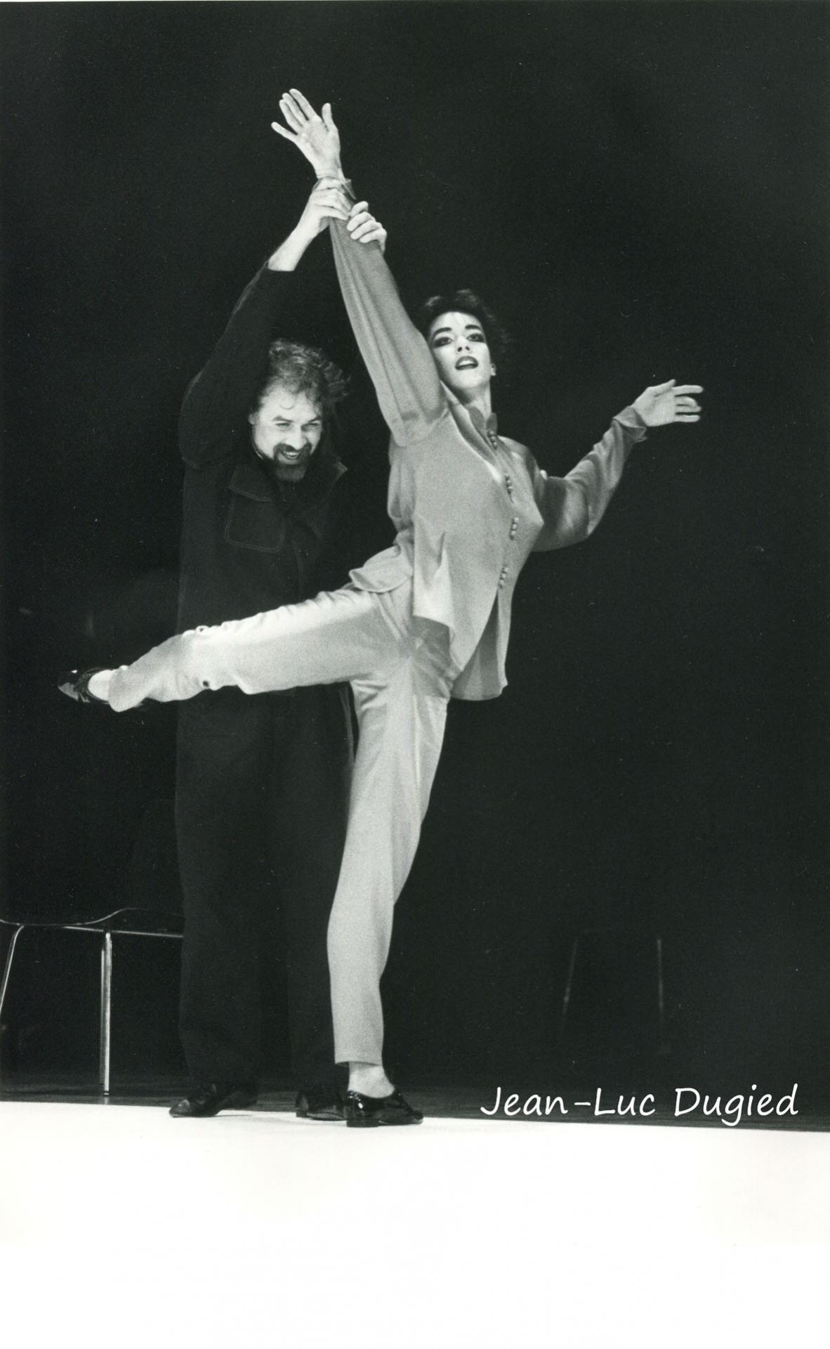 28 Gallotta Jean-Claude - Dr Labus - Robert Seyfried et Muriel Boulay - 1988