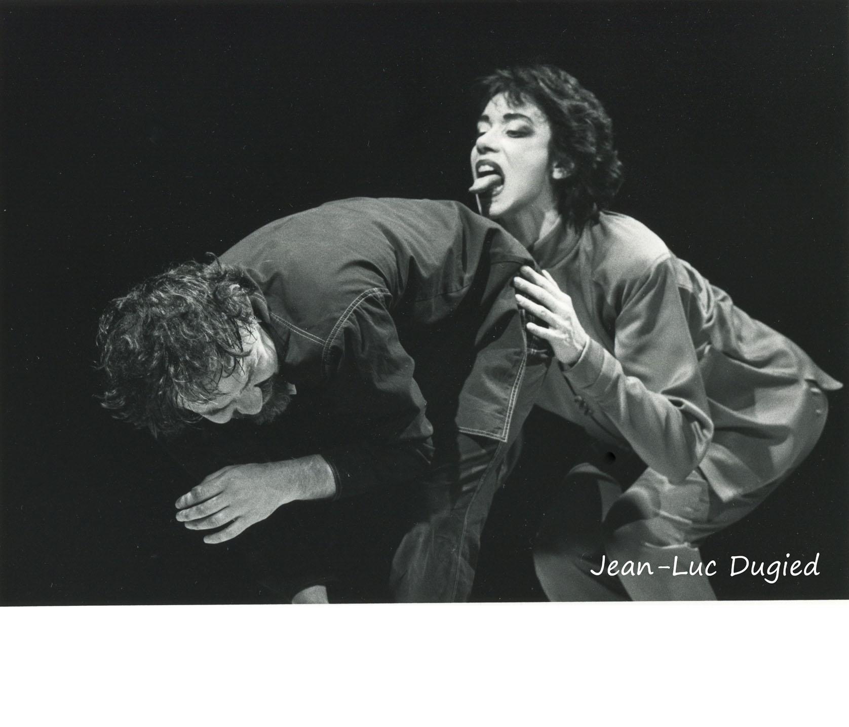 29 Gallotta Jean-Claude - Dr Labus - Robert Seyfried et Muriel Boulay - 1988