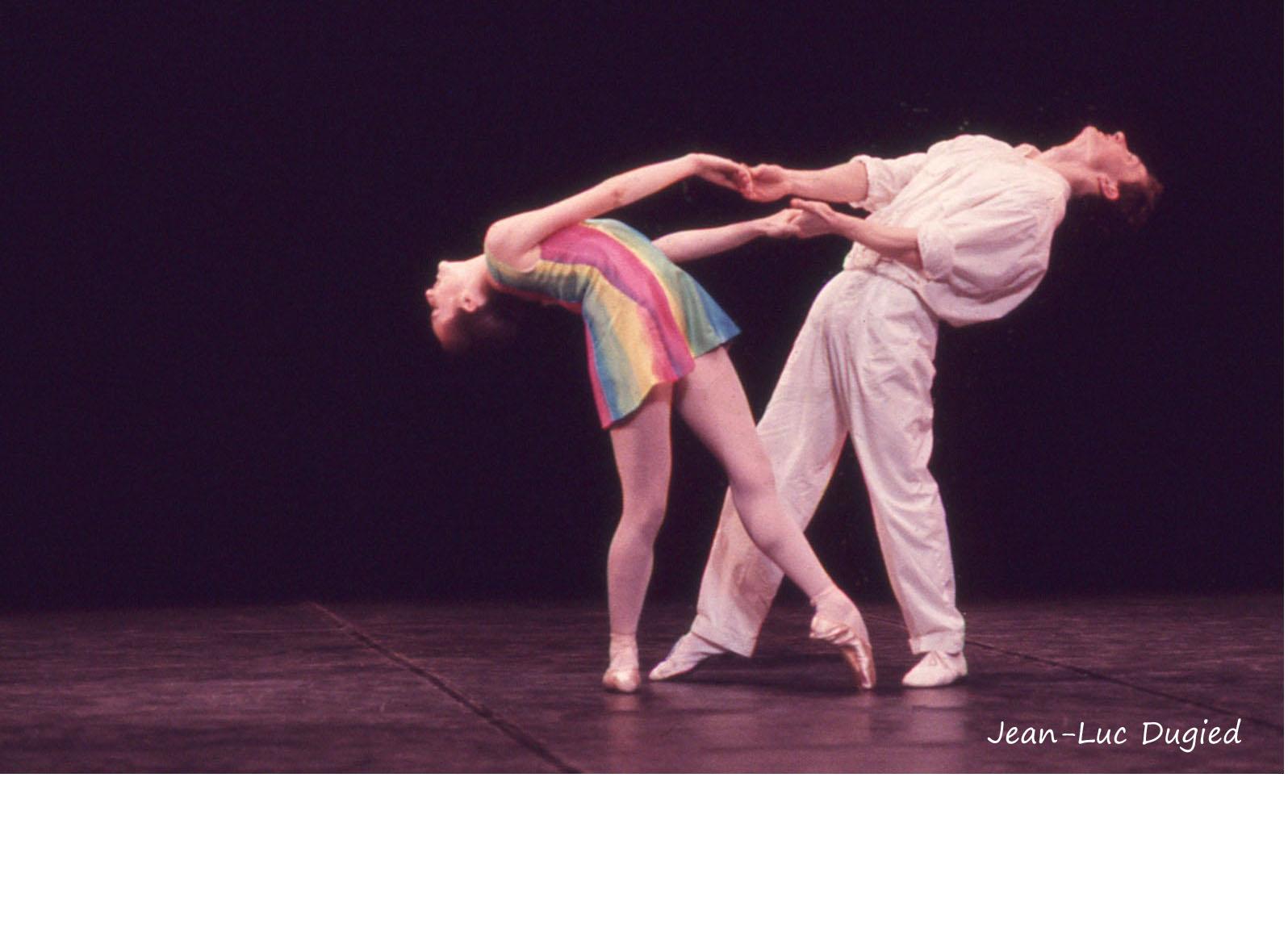 29 Jeune Ballet de France 4 - clichés - chor. Jean-Christophe Maillot - 1987