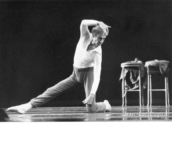 3 Cunningham Merce - roaratorio - 1983