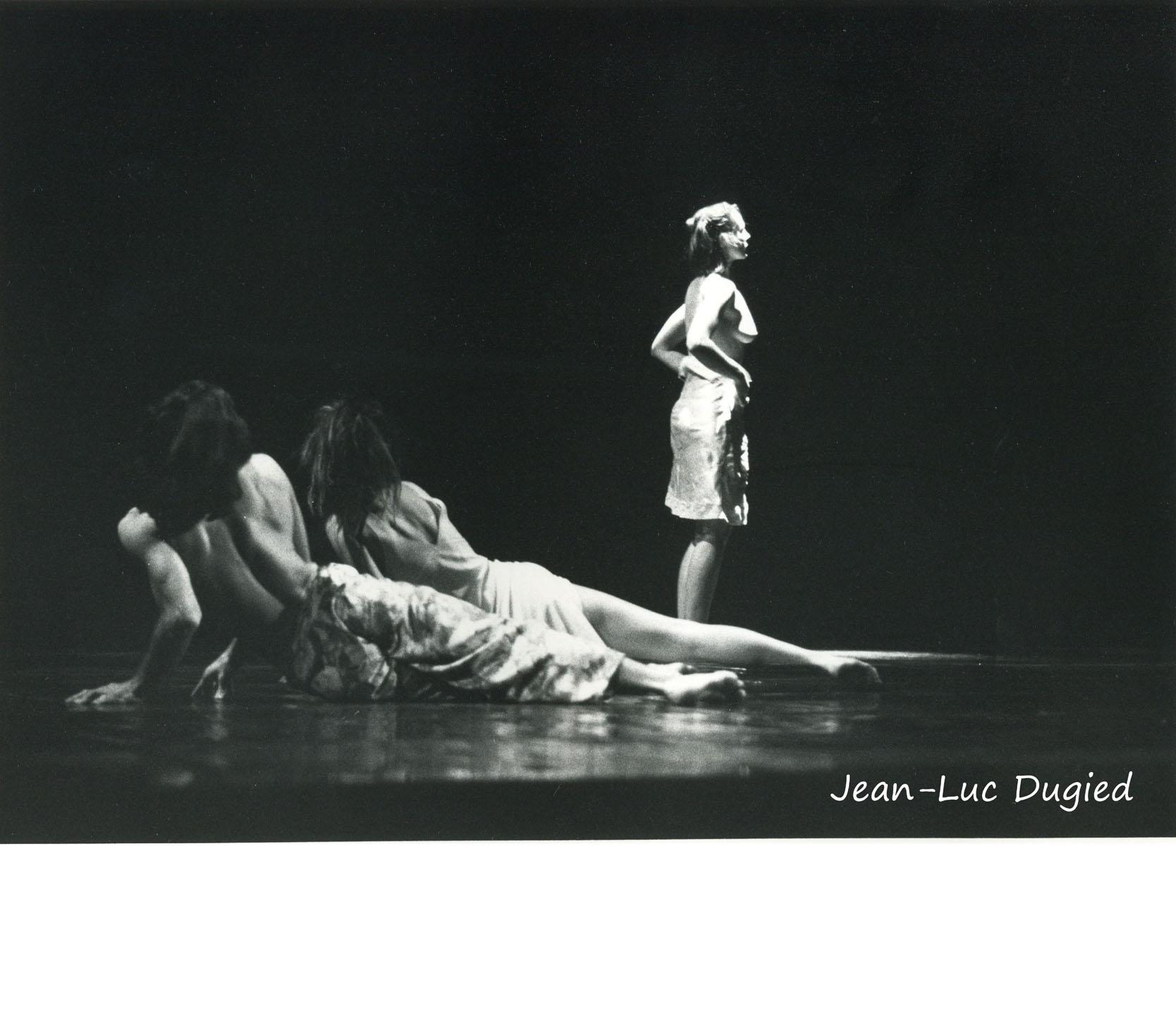 3 Marcadé Caroline - les insoupçonnables légèretés - 1985