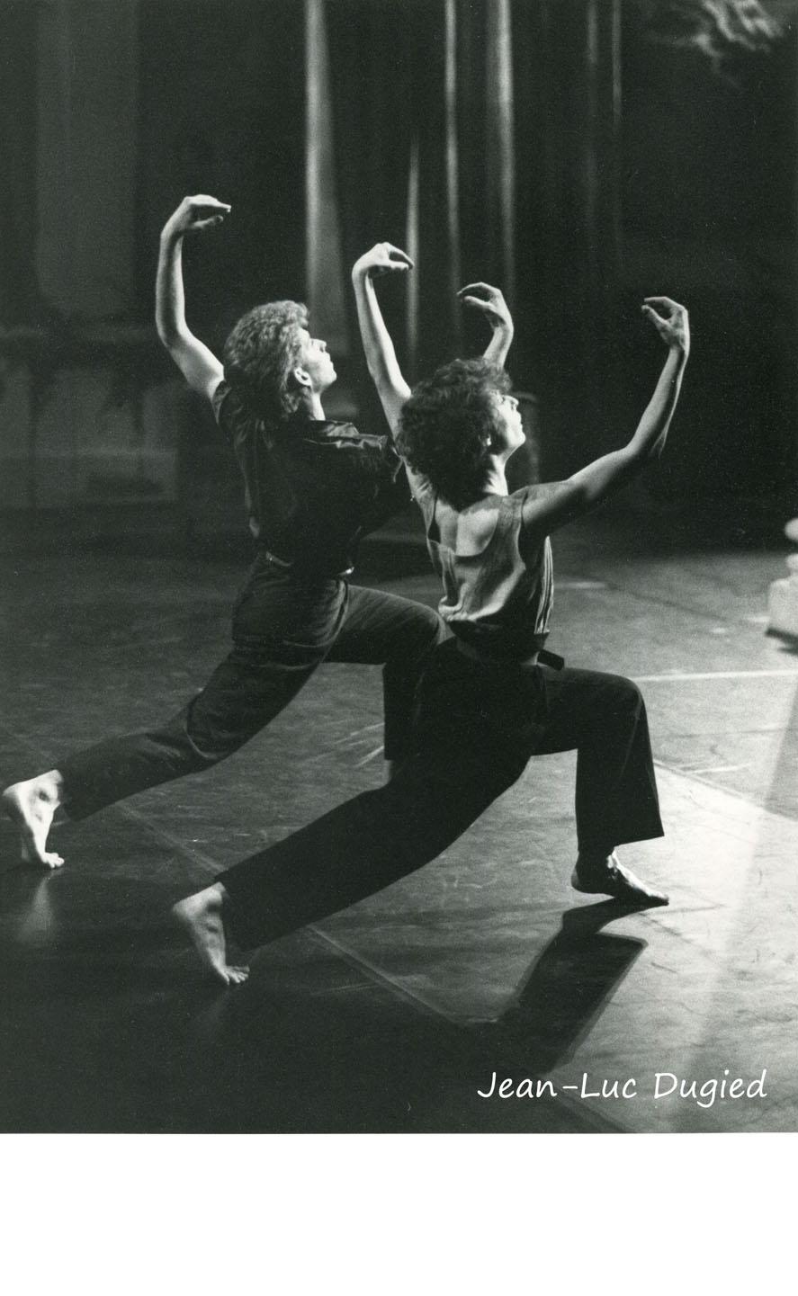 3 Rivoire Josiane - tangorissimo - avec Bertrand Lombard - 1985