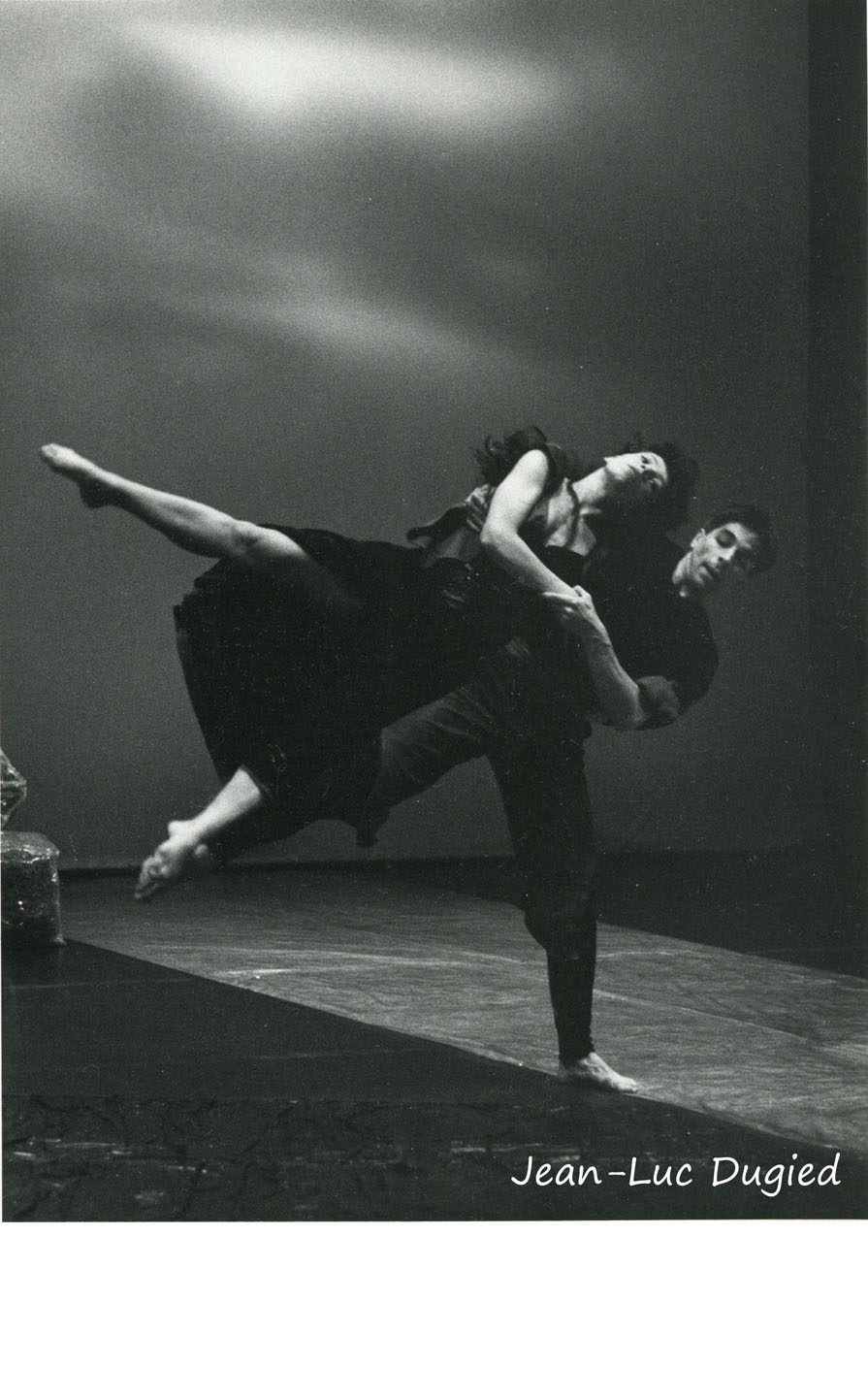 30 Bleton Jean-Christophe - la croisade des fous - Sylvie Saidmann et Jean- Christophe Bleton - 1988