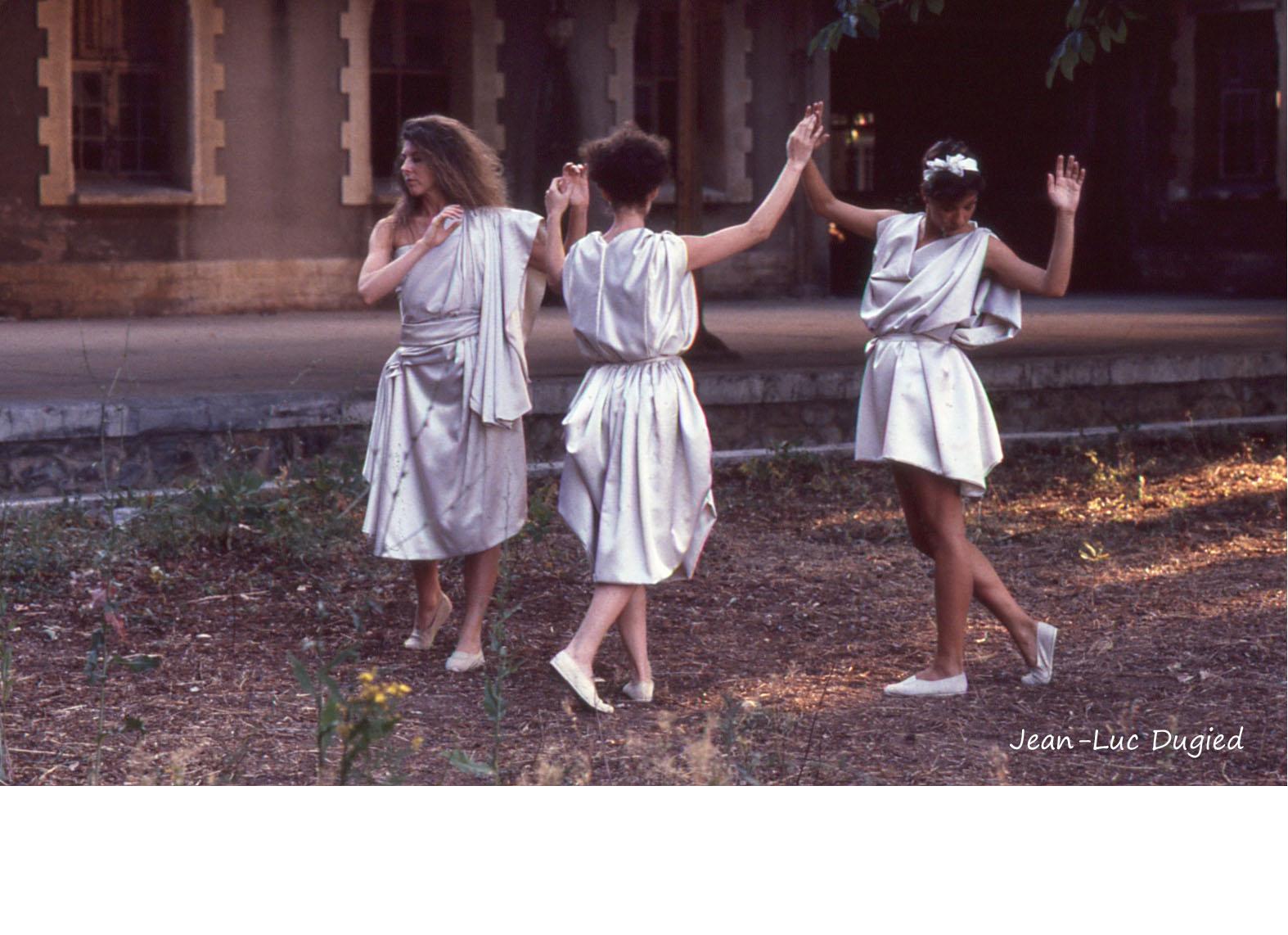 30 Duboc Odile - nuit hexoise - Aix - 1986