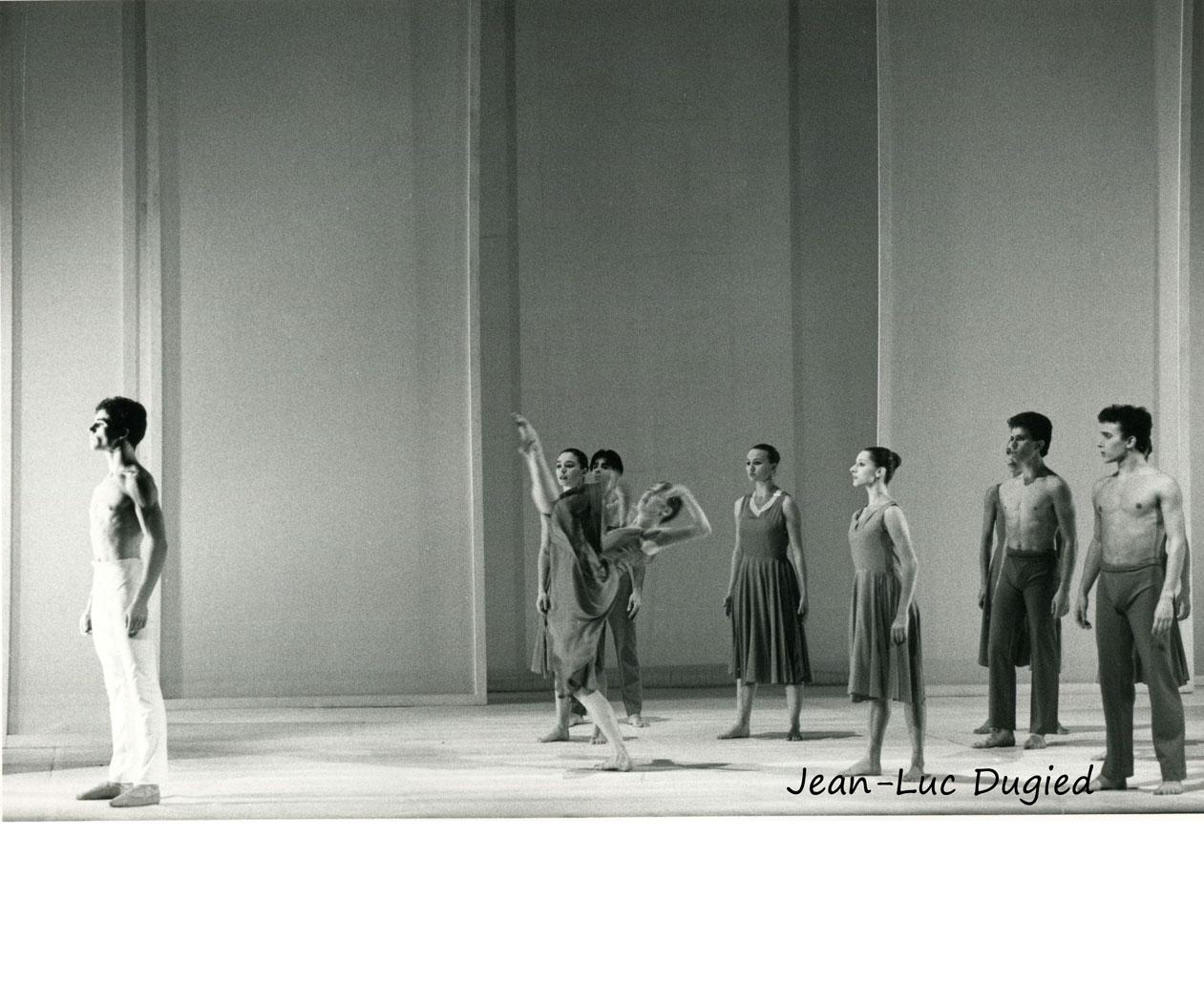 30 Maillot Jean-Christophe - le sacre - 1985