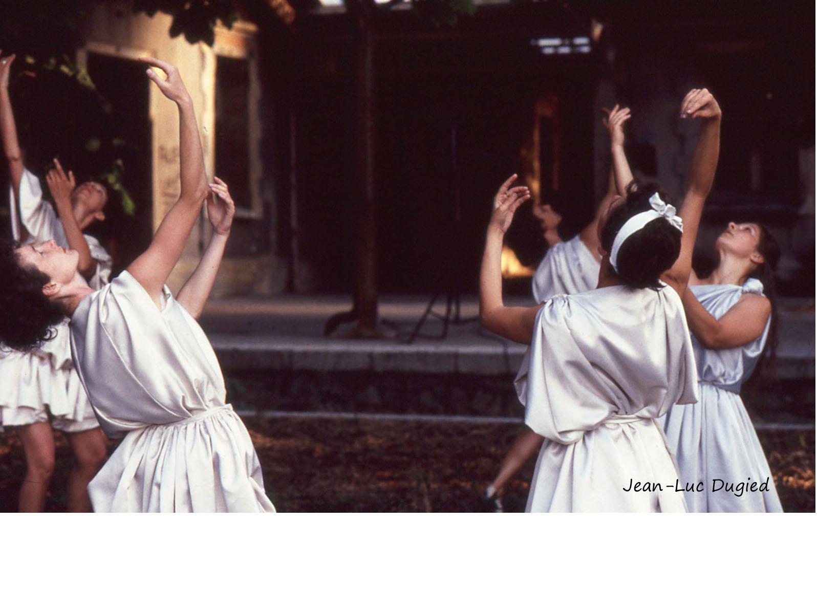 31 Duboc Odile - nuit hexoise - Aix - 1986
