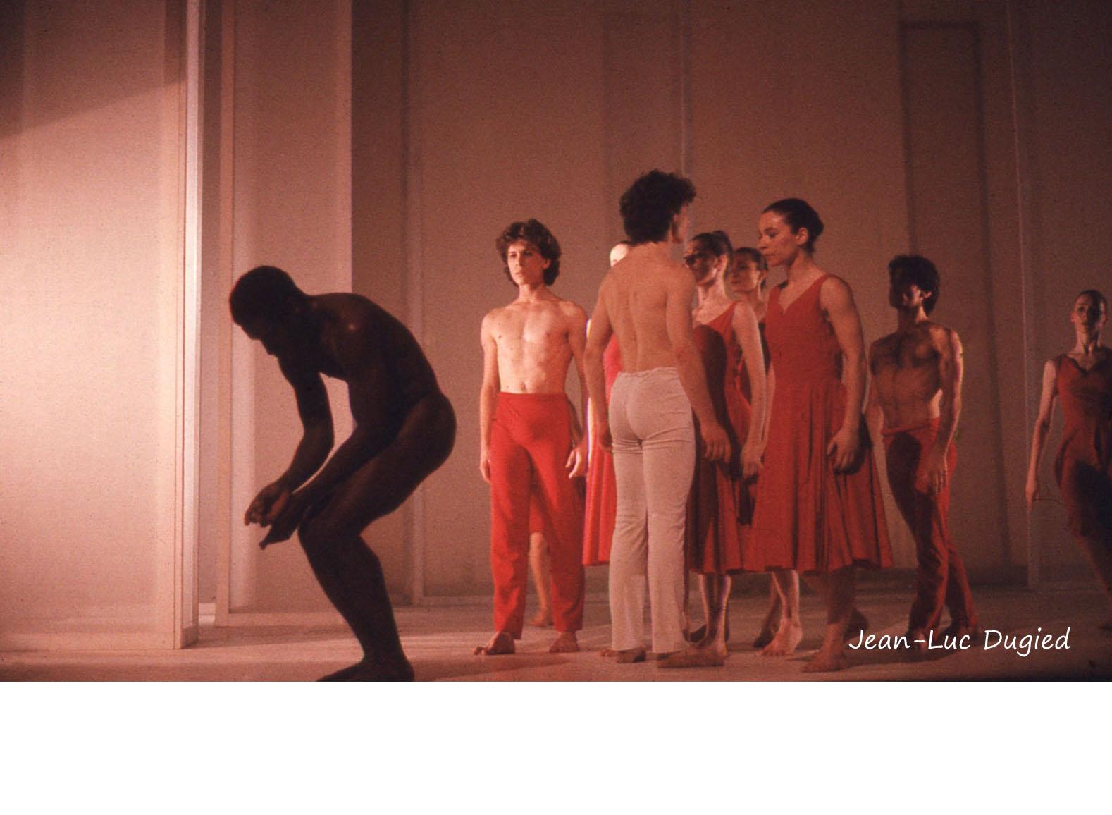 31 Maillot Jean-Christophe - le sacre - 1986