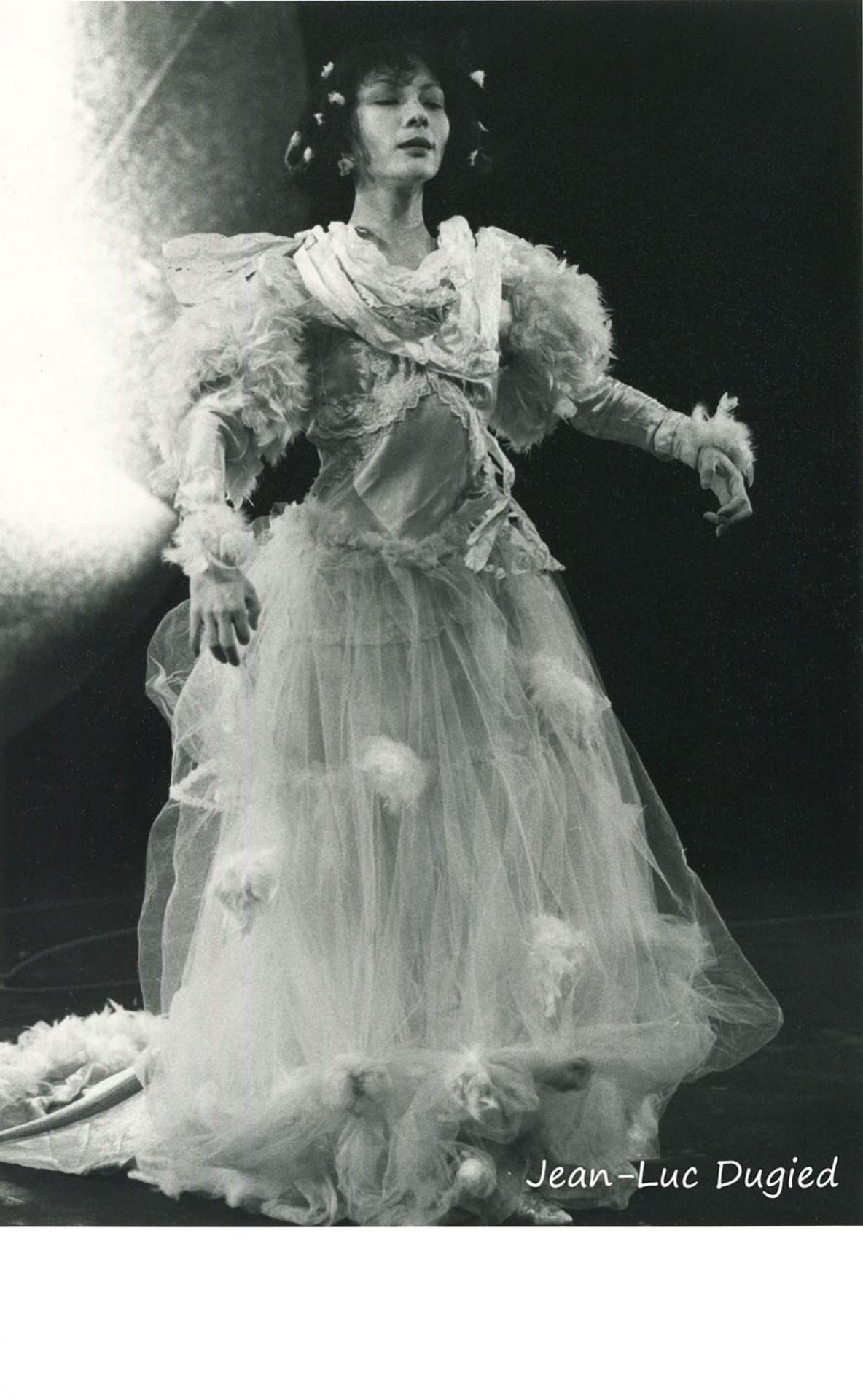 31 Uesugi Mitsuyo - esprit de clair de lune - 1985