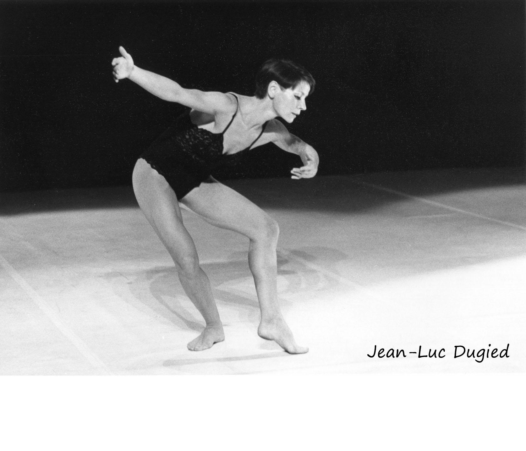32 Gérard Christine - sans connaissance - chor. Daniel Dobbels - 1985