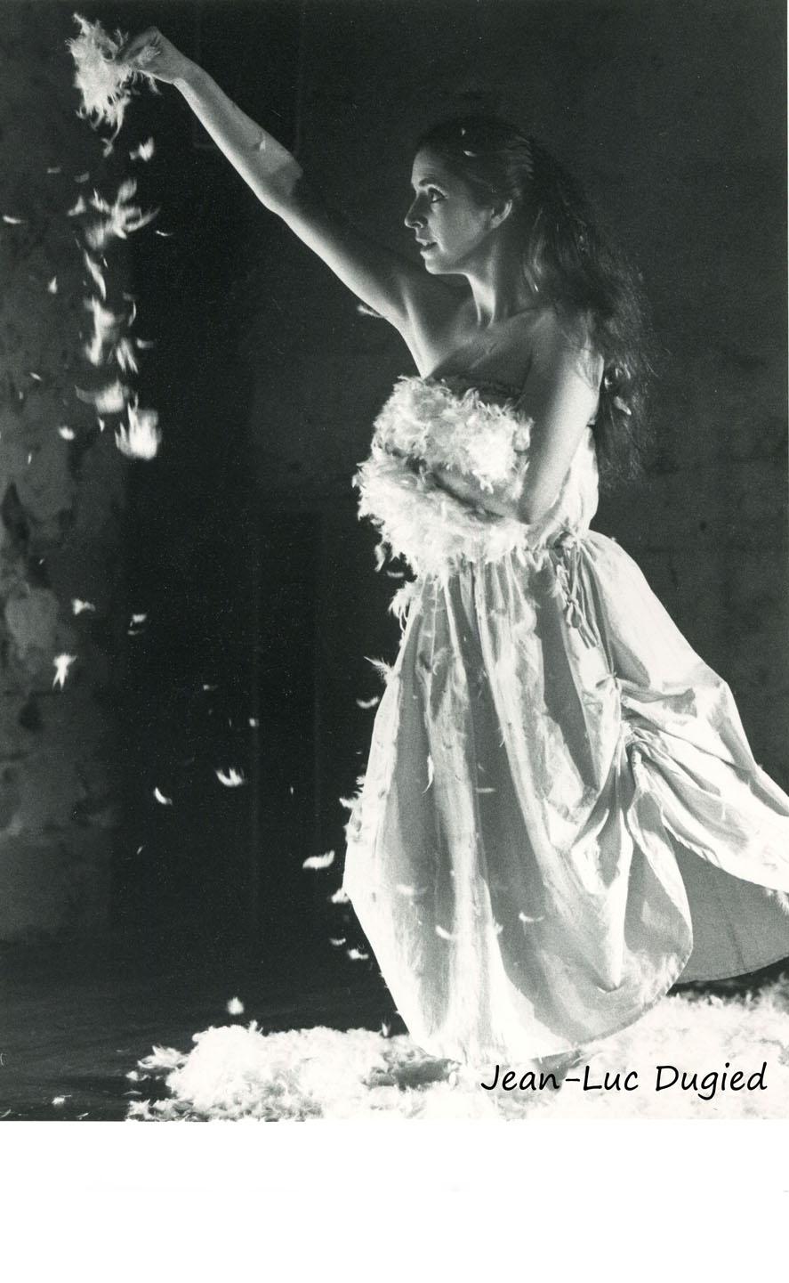 32 Quinlan Kathleen - la lumière blanche - 1986