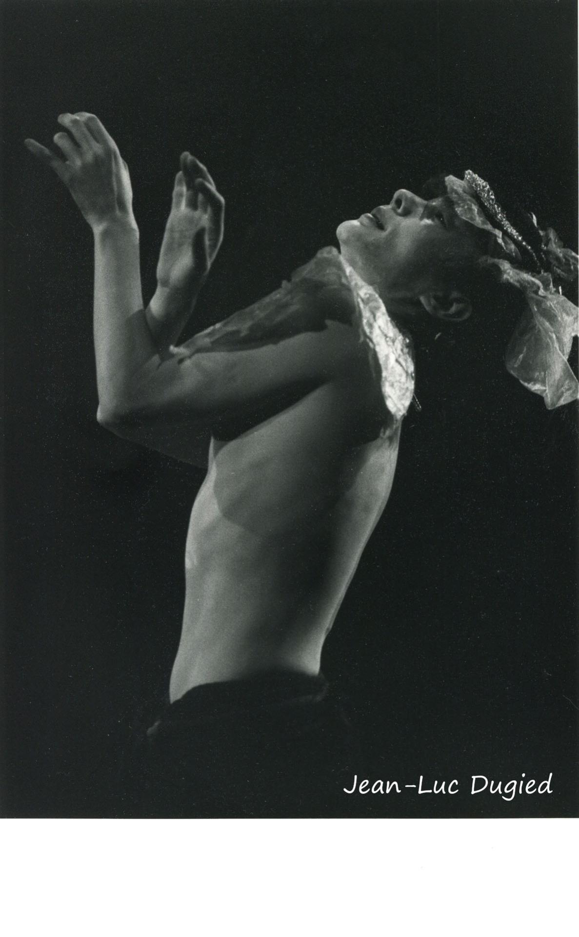 32 Uesugi Mitsuyo - esprit de clair de lune - 1985
