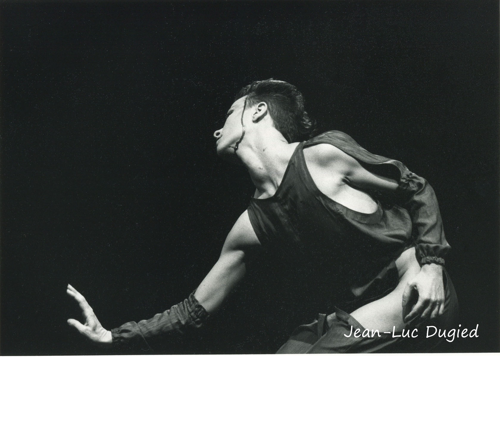 33 Glandier Bernard - basse altitude - Sylvie Giron - 1985