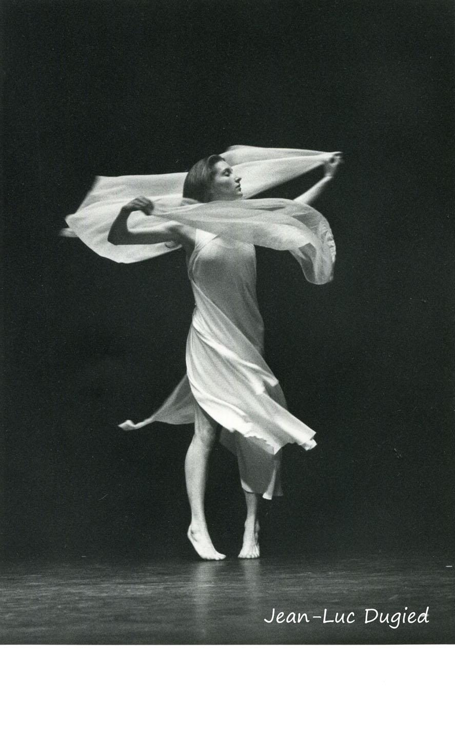 33 Jeune Ballet de France 5 - Ariane, Pénélope et les autres - chor. Maryse Delente - 1987