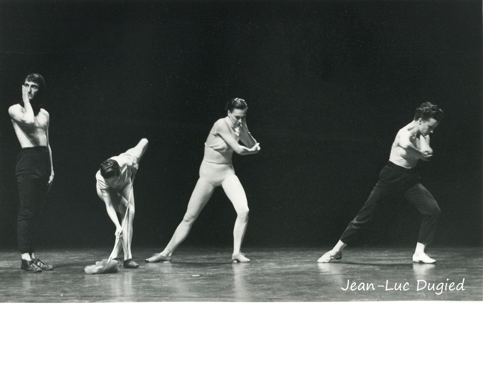 33 Monnier Mathilde - cru - Eric Rondepierre, Hélène Desplat, M. Monnier et Sylvie Giron - Chor. M. Monnier et Alain Rigout  - 1985