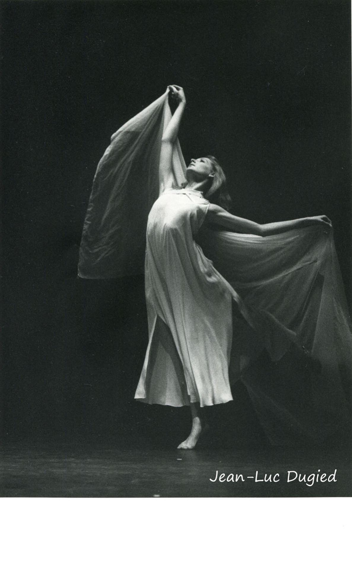 34 Jeune Ballet de France 5 - Ariane, Pénélope et les autres - chor. Maryse Delente - 1987