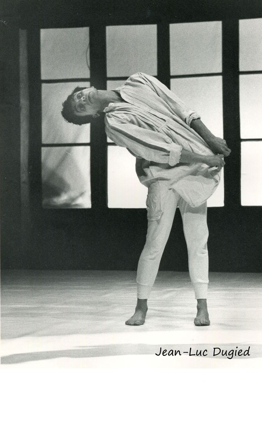34 Ramseyer Jean-Claude - évènement hystérique - 1984