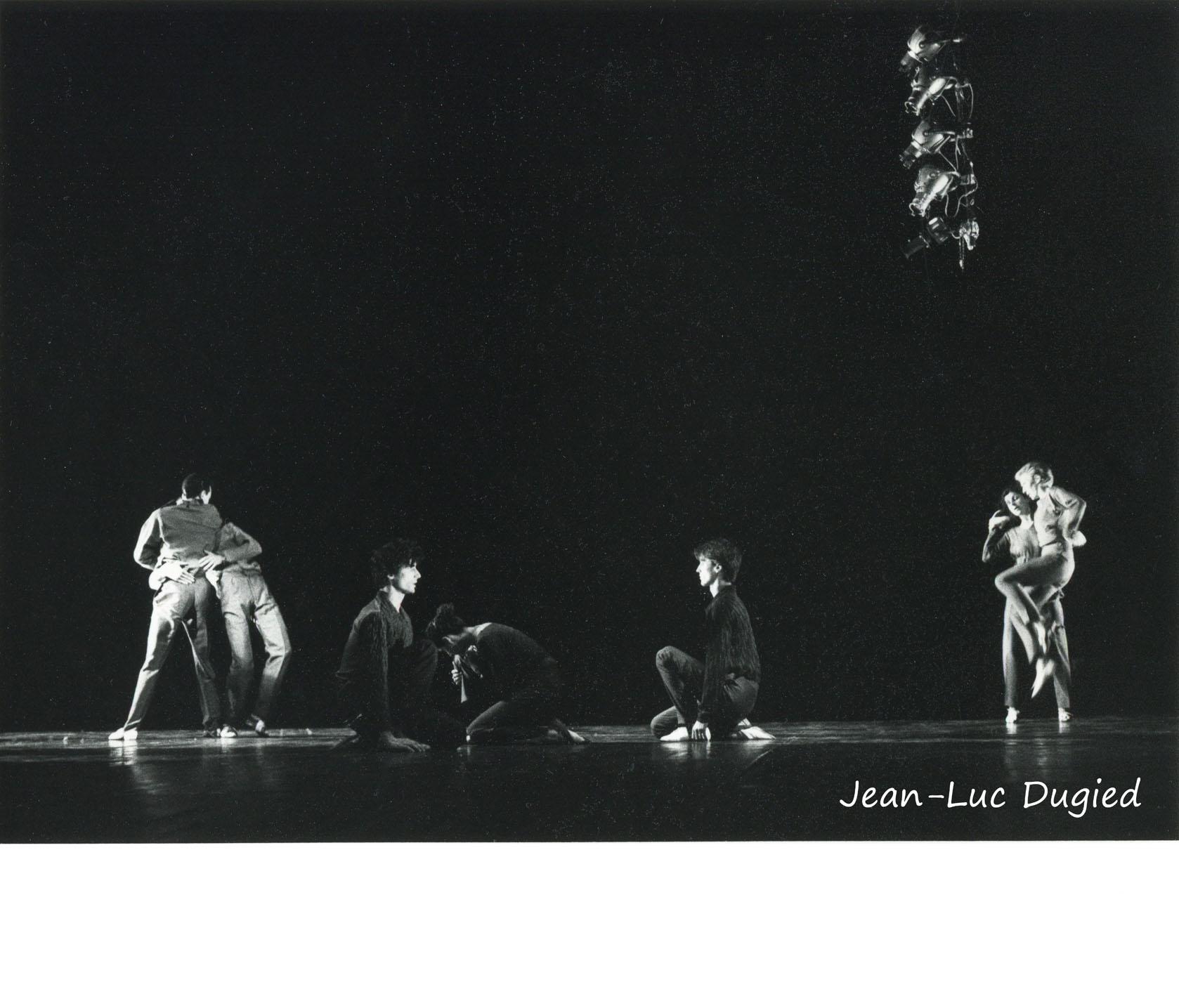 35 Verret François - la latérale de Charlie - 1983