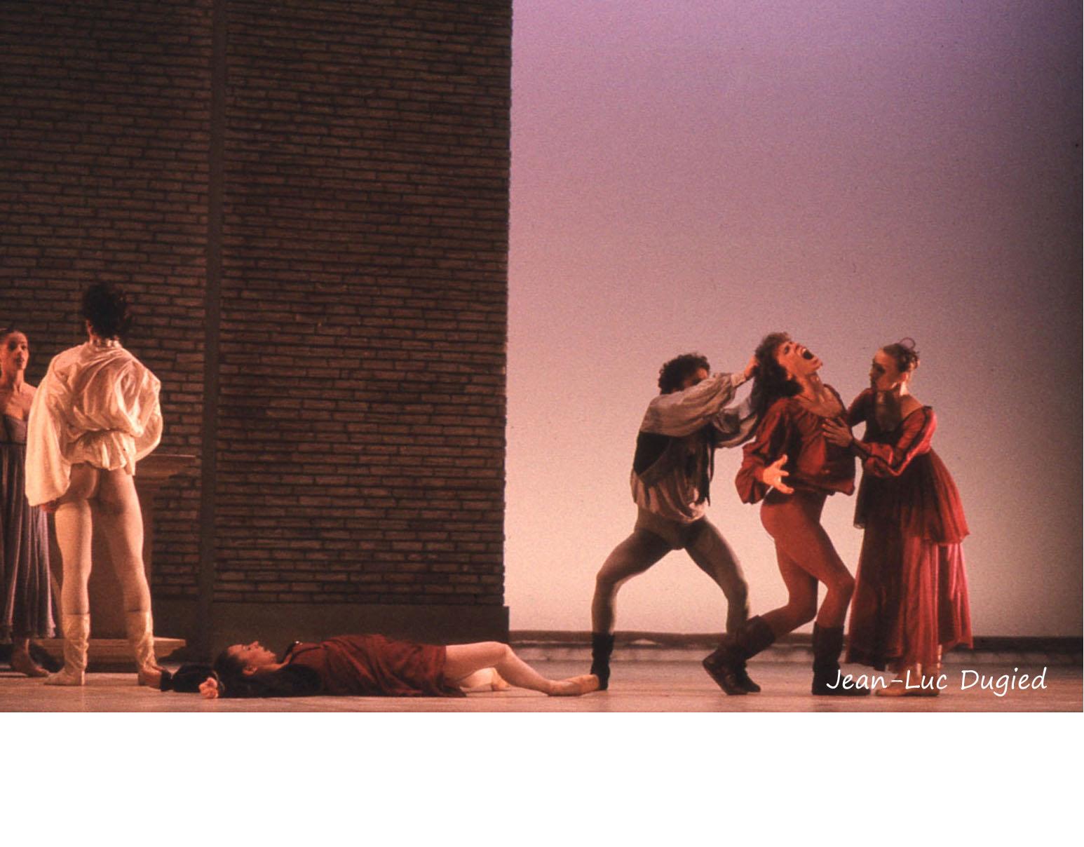 36 Maillot Jean-Christophe - Juliette et Roméo - 1986