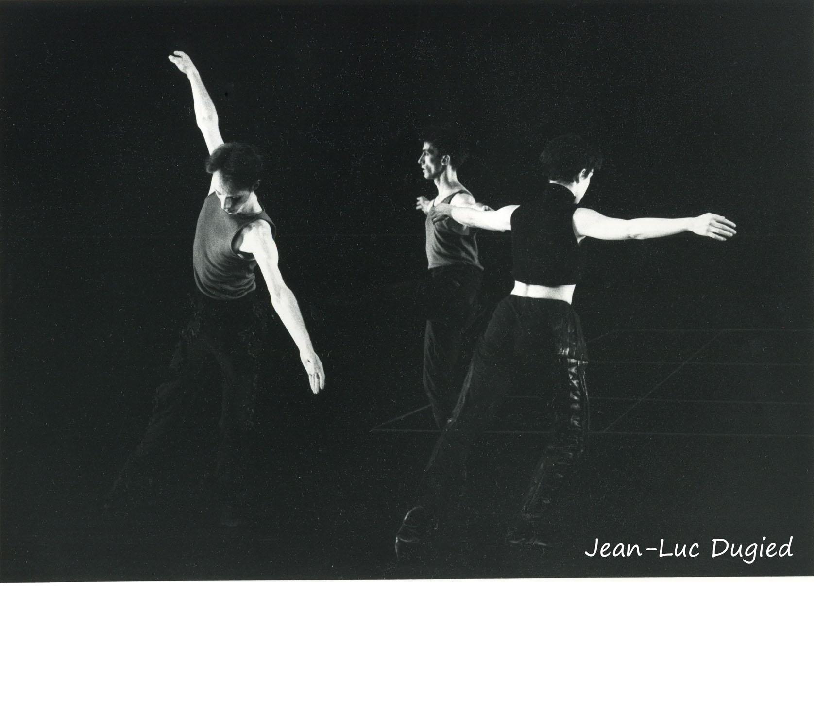 36 Vincent Marc et Dumeix Jeannette - danses protégées pour réserve artificielle - avec Jean-Christophe Bocle et Hélène Desplat - 1986