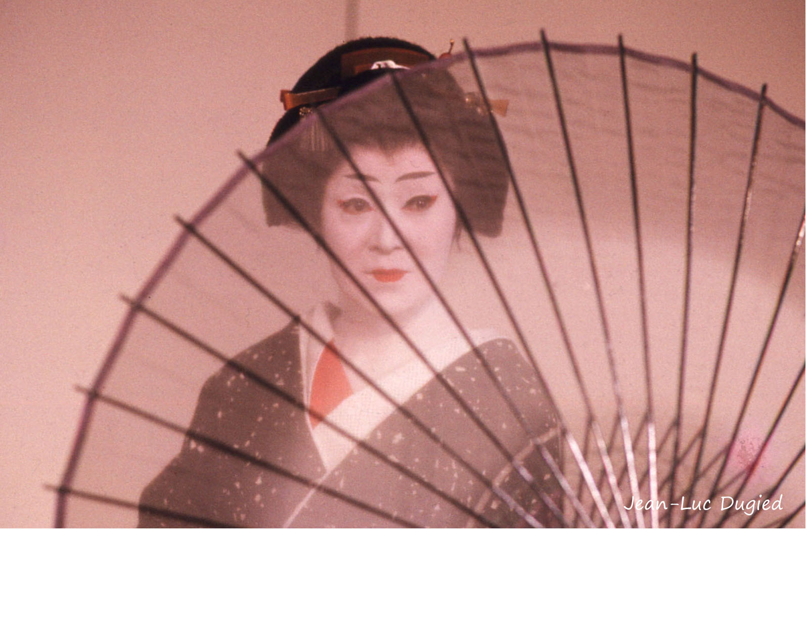 37 Kanzaki Hidejo - yuki (neige) - jiuta mai - 1986