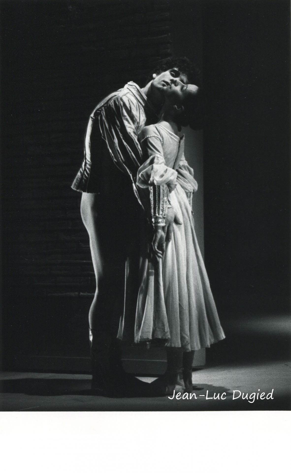 37 Maillot Jean-Christophe - Juliette et Roméo - Philippe Probst et Valérie Hivonnait - 1986