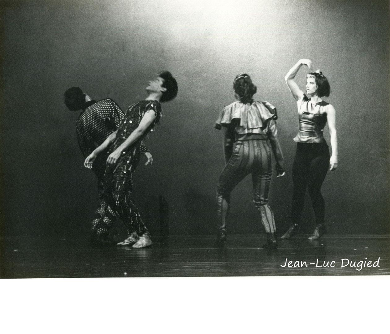 37 Vincent Marc et Dumeix Jeannette - la pièce voisine - 1988