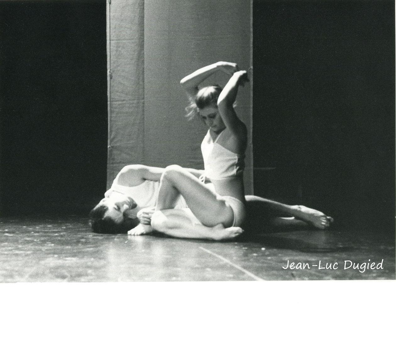 38 Dugied Fabrice - bohème - Bernard Collin et Geneviève Mazin - 1988
