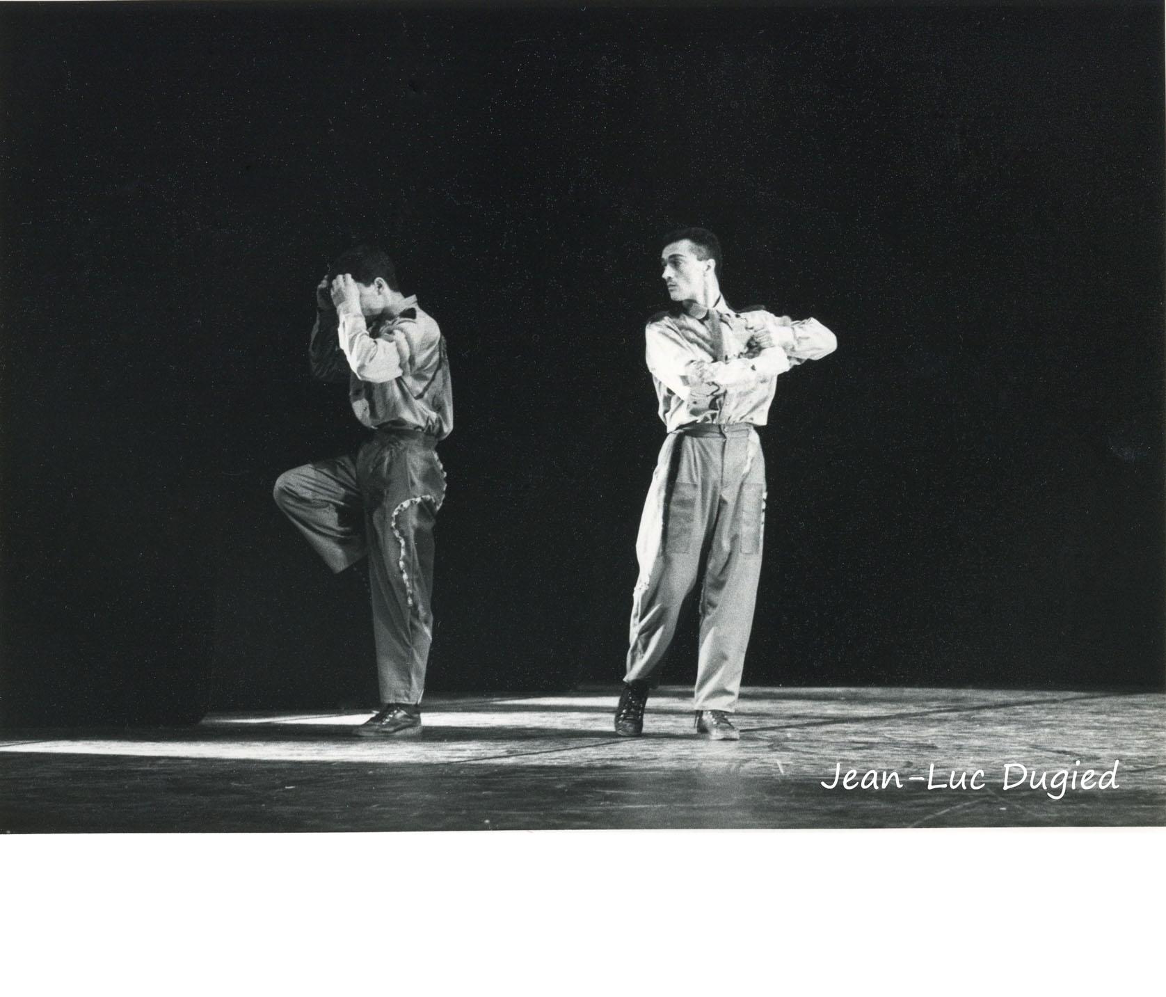 38 Kelemenis Michel et Preljocaj Angelin - aventure coloniale - 1984