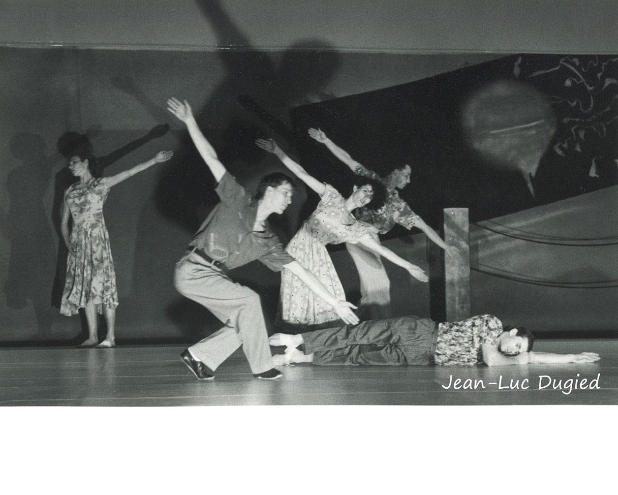 38 Ramseyer Jean-Claude - clichés en déroute - 1985