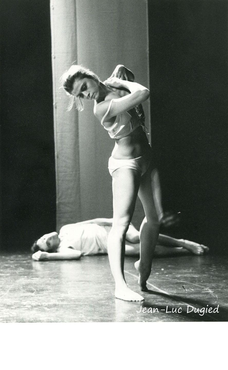 39 Dugied Fabrice - bohème - Bernard Collin et Geneviève Mazin - 1988