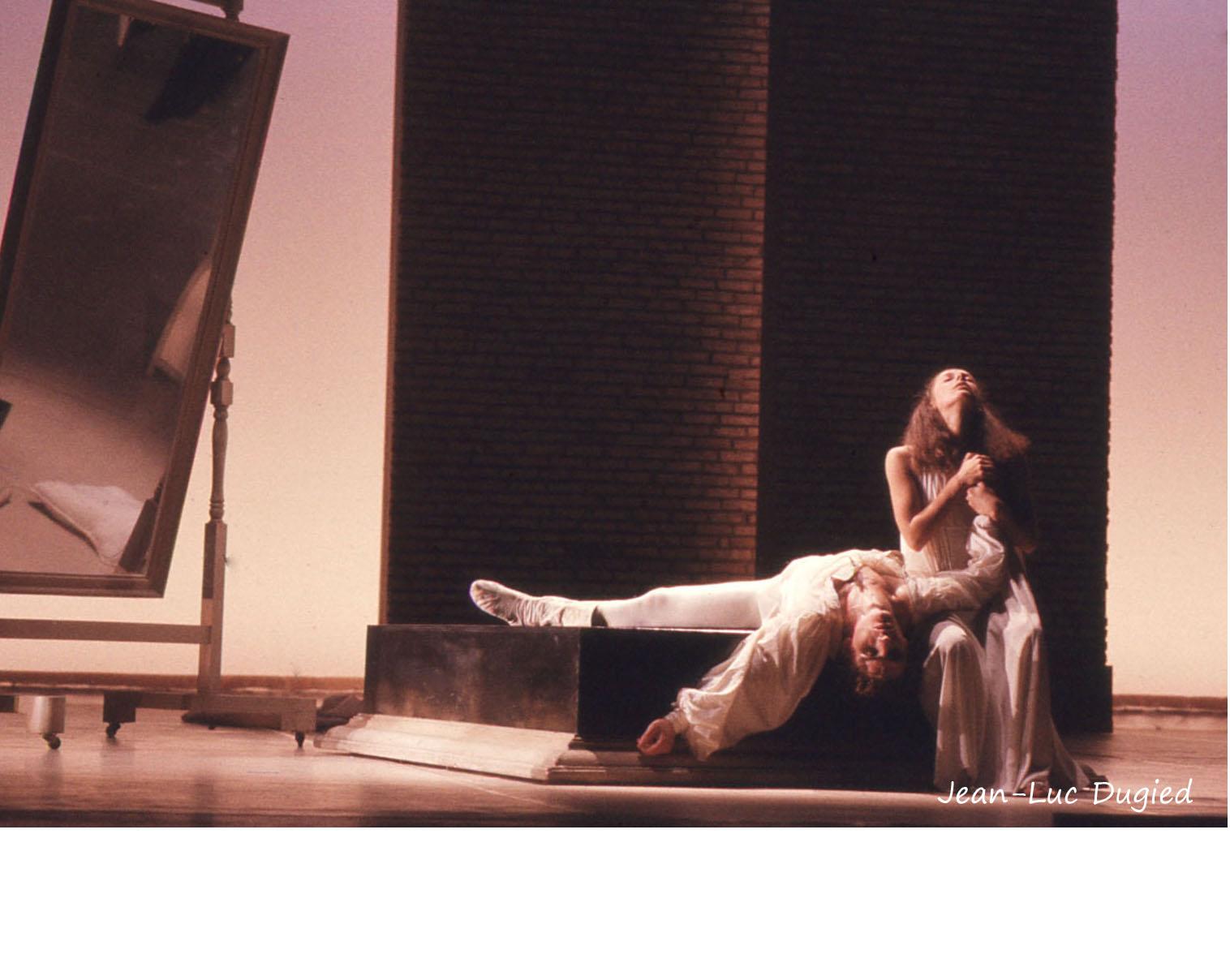 39 Maillot Jean-Christophe - Juliette et Roméo - Philippe Probst et Valérie Hivonnait - 1986