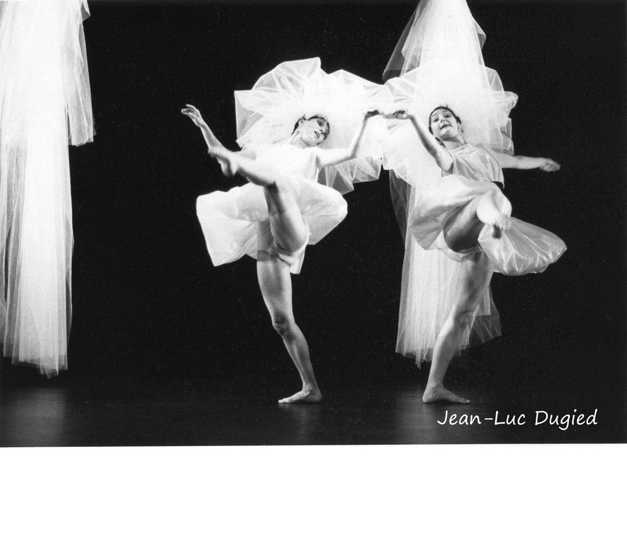 39 Motus - trois pièces à vendre (label jaune) - Chor. Manuèle Robert et Sophie Mathey - 1987