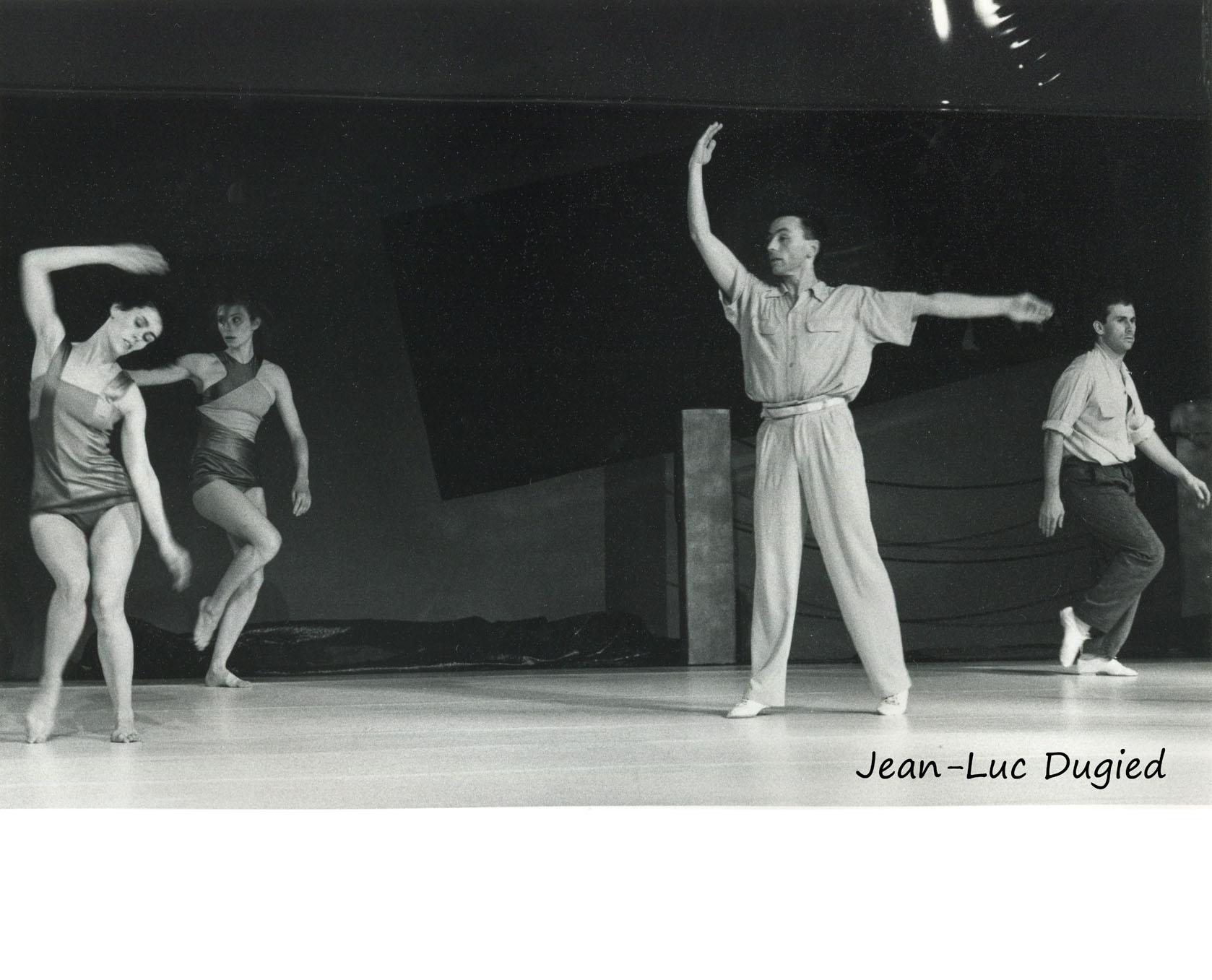39 Ramseyer Jean-Claude - clichés en déroute - 1985