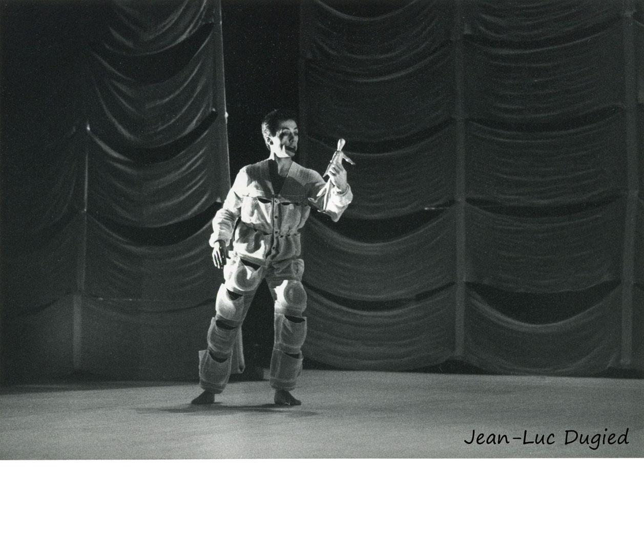 39 Witzman-Anaya Alejandro - Georges et les rêves - 1984