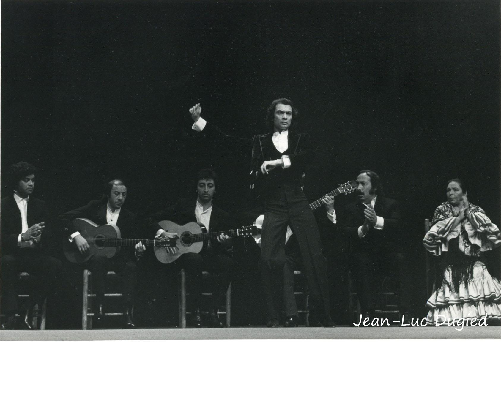 4 Flamenco puro de Claudio Segovia et Hector Orezzoli - 1984