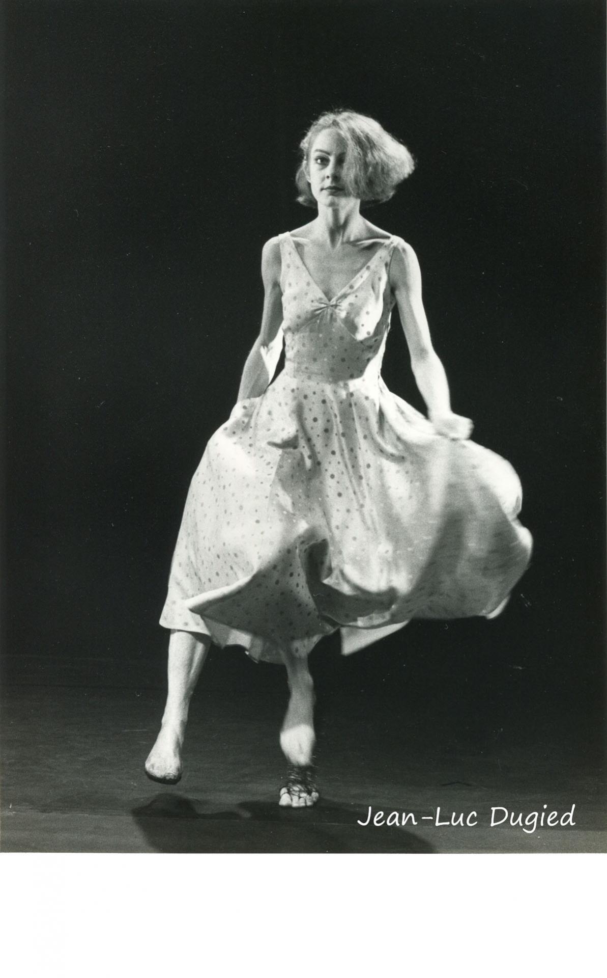 4 Greene Lila - dans le vaste milieu - 1985