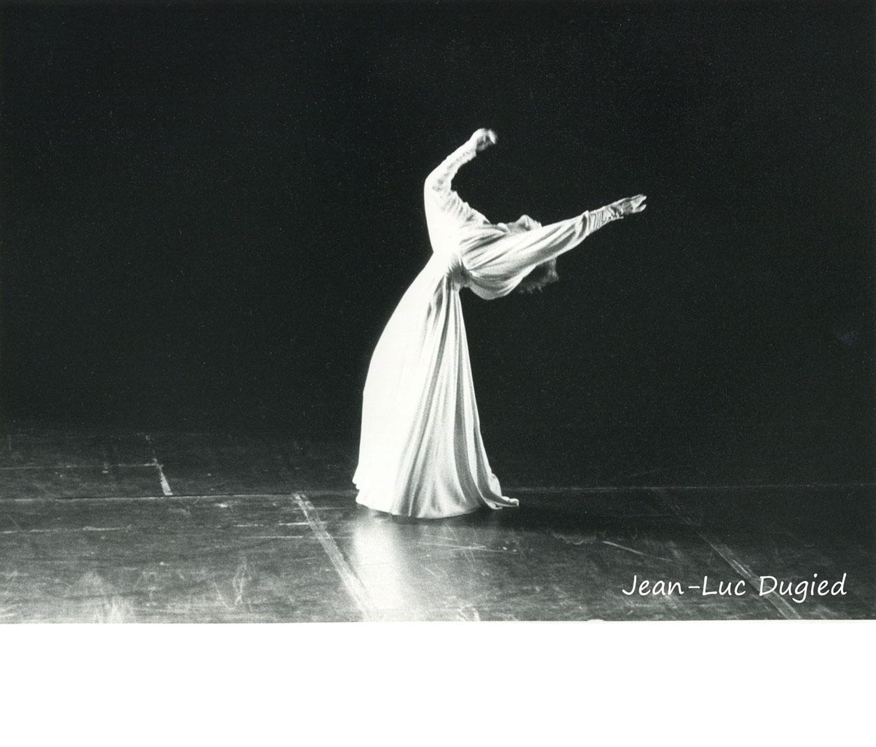 4 Rivoire Josiane - portrait de Pascale - chor. Susan Buirge - 1985