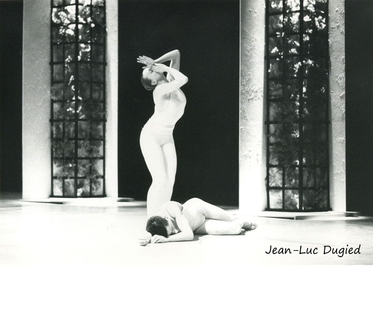 40 Maillot Jean-Christophe - le jardin jeu d'amour - Sophie Faudot - 1988