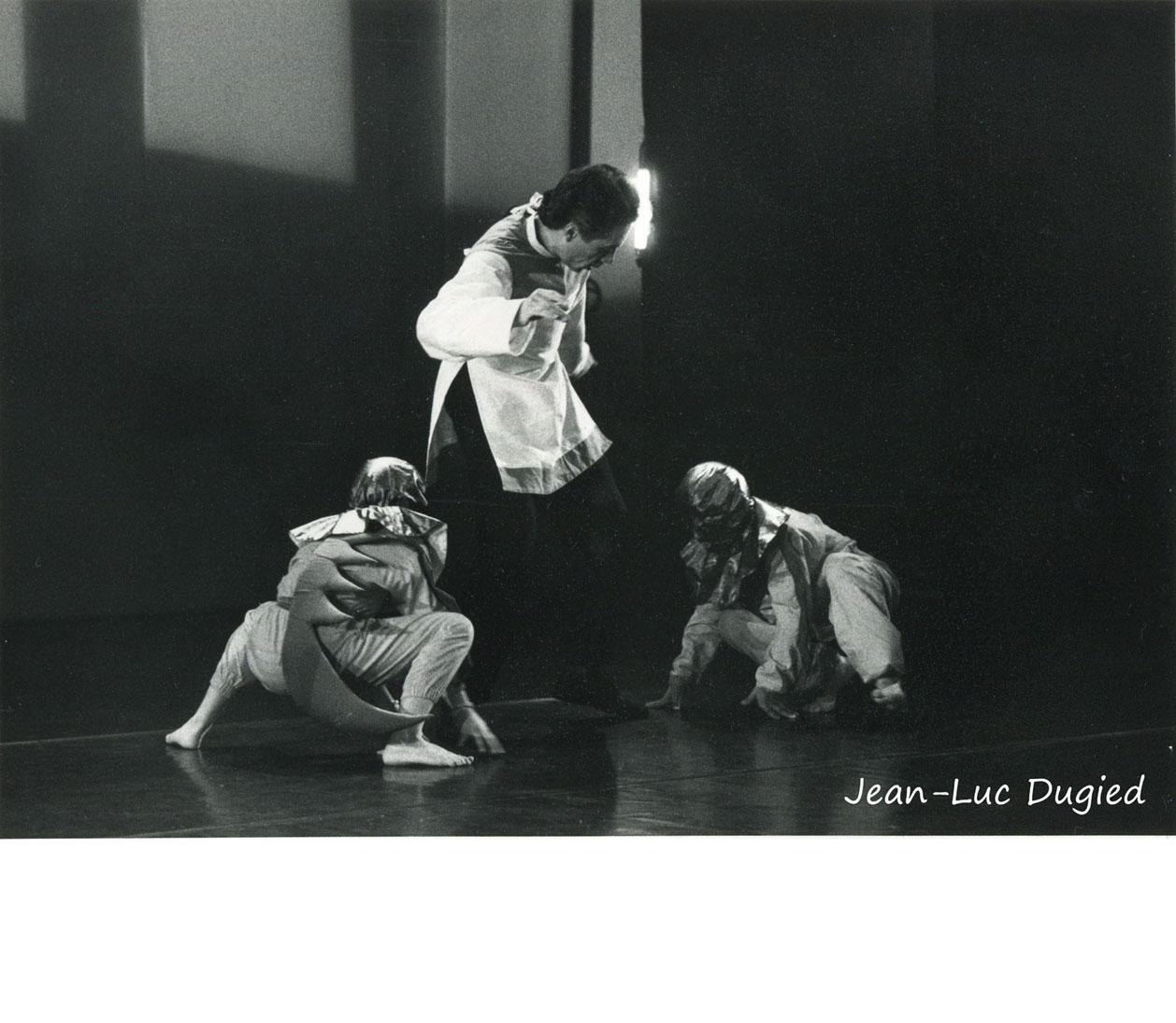 44 Witzman-Anaya Alejandro - 2010 personnages à danser - 1988