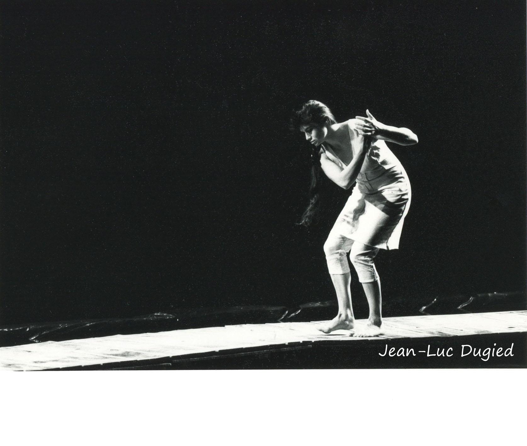45 Dugied Fabrice - le ciel de mousson - Pascale Bonnet - 1989