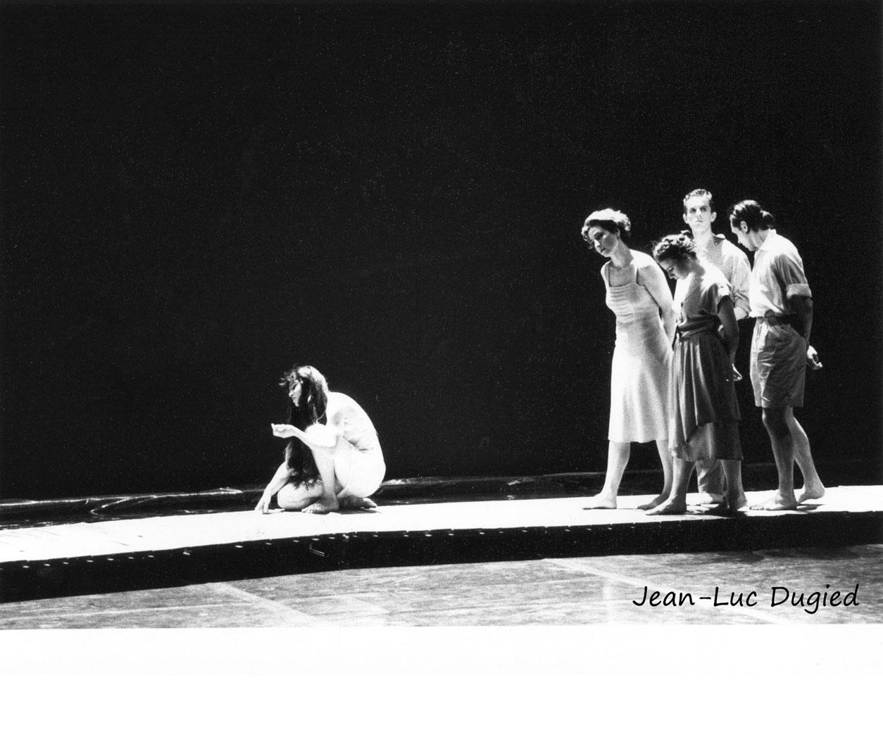 46 Dugied Fabrice - le ciel de mousson - 1989