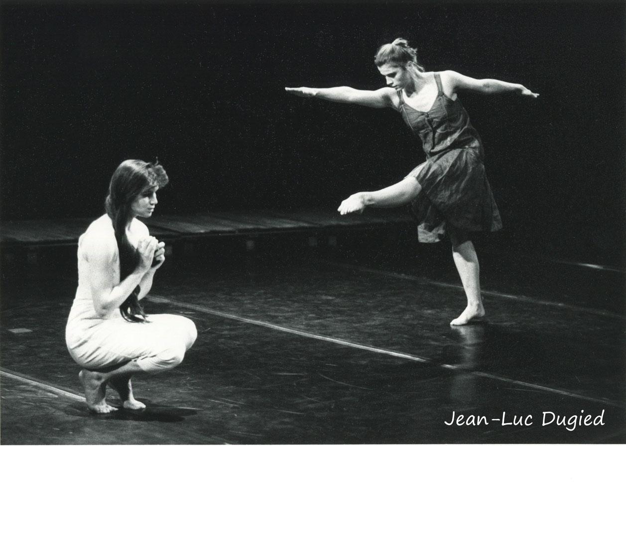 47 Dugied Fabrice - le ciel de mousson - Pascale Bonnet et Geneviève Mazin - 1989