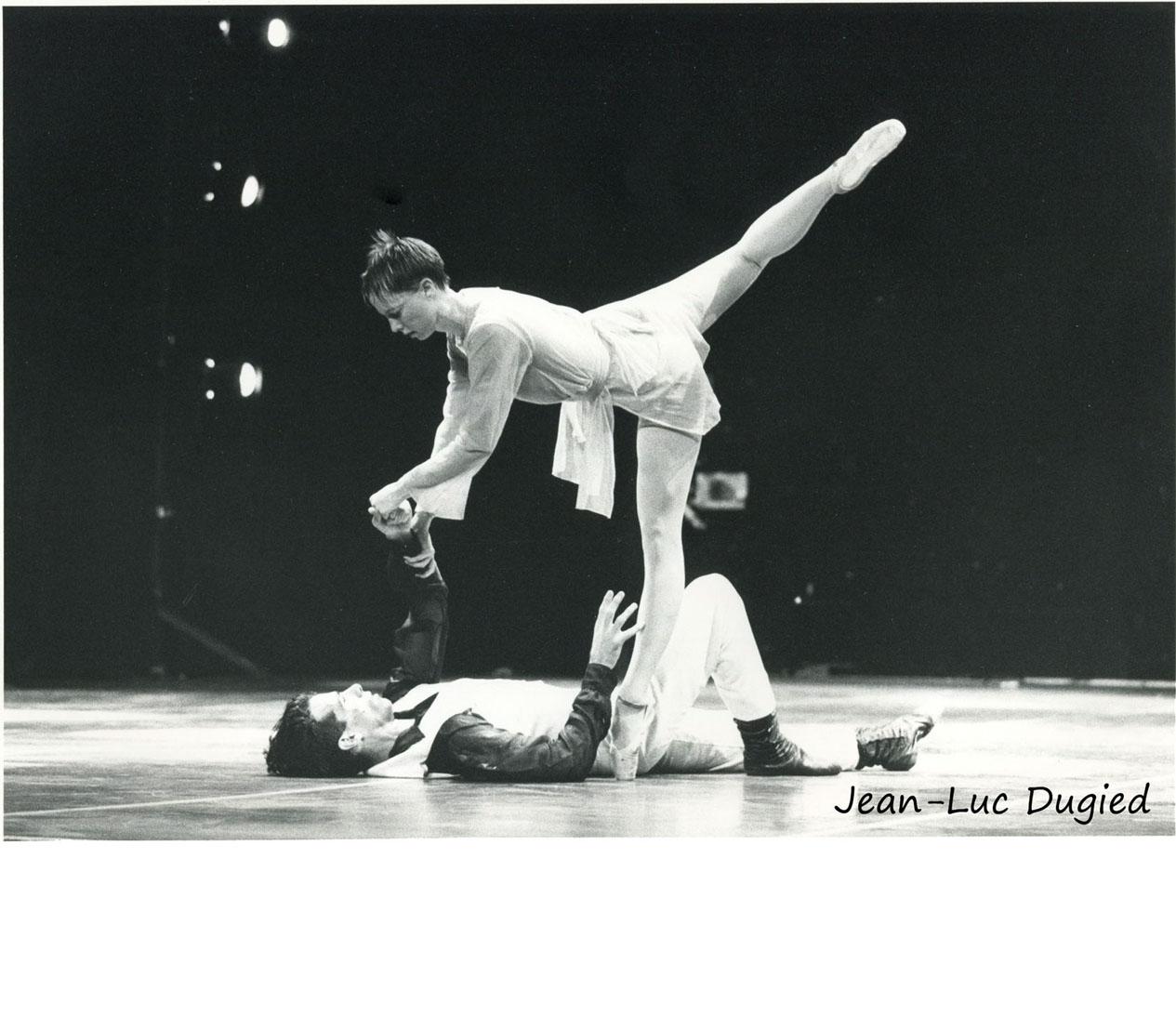 5 Armitage Karole - Double duo avec Joseph Lennon - 1985