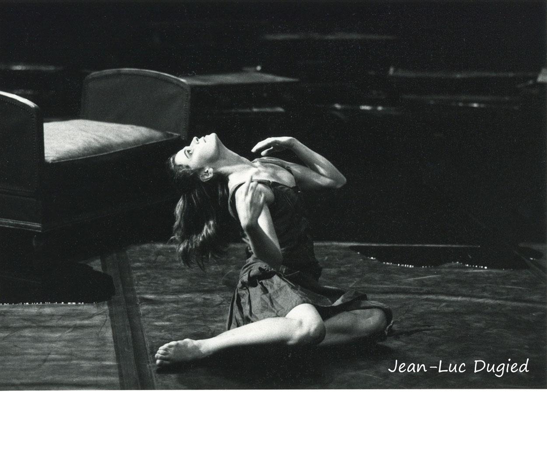 51 Dugied Fabrice - le ciel de mousson - Geneviève Mazin - 1989