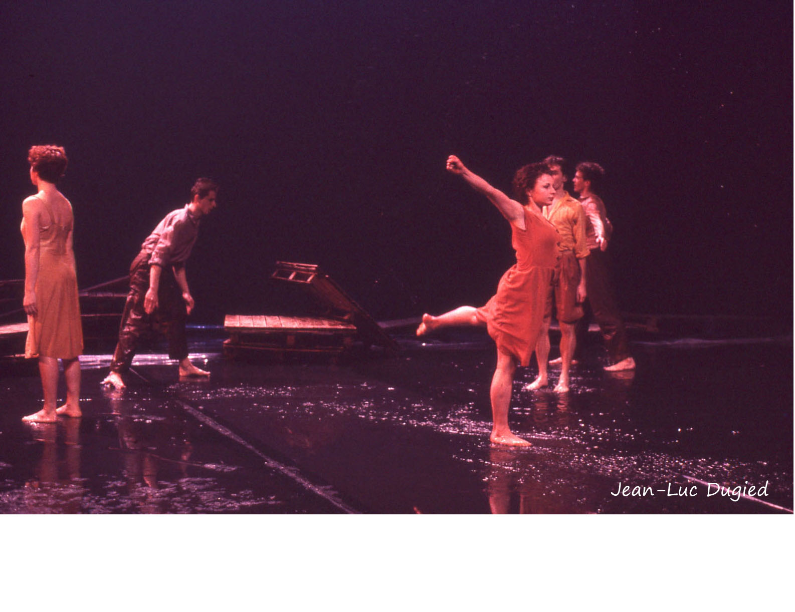 53 Dugied Fabrice - le ciel de mousson - 1989